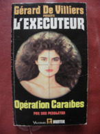 L'exécuteur N° 102 Opérations Caraïbes De Don Pendleton - Libros, Revistas, Cómics