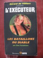 L'exécuteur N° 151 Les Bataillons Du Diable De Don Pendleton - Libros, Revistas, Cómics