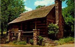 Missouri Branson Old Matt's Cabin Shepherd Of The Hills Country - Branson