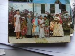 Suriname Ladies And Girls Nice Clothes - Surinam