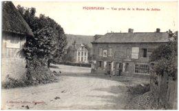 27 FIQUEFLEUR - Vue Prise De La Route De Jobles - Frankrijk