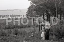 1965 VIGO PONTEVEDRA GALICIA ESPANA SPAIN ESPAGNE AMATEUR 35mm ORIGINAL NEGATIVE Not PHOTO No FOTO - Photography