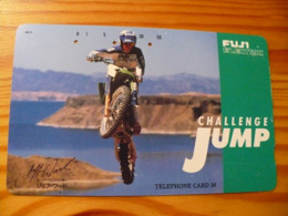 Phonecard Japan 110-67860 Motorbike - Japan