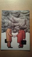 CPA Affiches De SAVIGNAC Bonne Année 1974 ( Pollution ) - Savignac