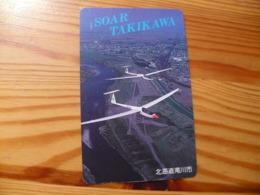 Phonecard Japan 110-011 Airplane - Japan
