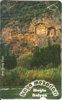 TURKEY - Kaya Mezarlari/Mugla Dalyan(30 Units), 11/02, Used - Turkije