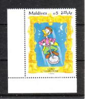 Maldive - 1990. Archimede Pitagorico. Gyro Gearloose.. MNH - Disney