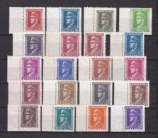 Croatia - 1943 Year - Michel 128/147 SR - MNH - 25 Euro - Kroatien