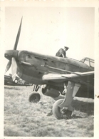AVION MORANE SAULNIER 406 PHOTO ORIGINALE FORMAT  8 X 6 CM - Aviation