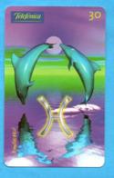 BRASIL  Phonecard  ZODIAC - Zodiac