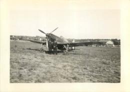 AVION MORANE SAULNIER  FORMAT 9 X 6.50 CM - Aviation