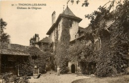 Thonon Les Bains * Château De Chignan - Thonon-les-Bains