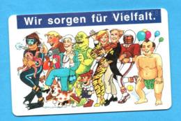 GERMANY Chip Phonecard  Comics - Comics