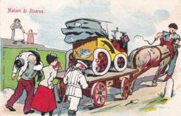 Motore Di Riserva - Cartes Postales