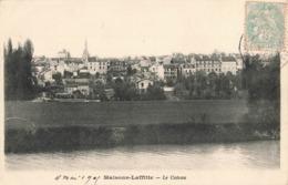 78 Maisons Laffitte Le Coteau Cpa Cachet 1905 - Maisons-Laffitte
