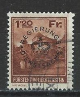 SBK D10, Mi D10  O Used - Dienstpost