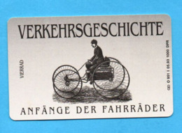 GERMANY Chip Phonecard  Bicycle - Duitsland