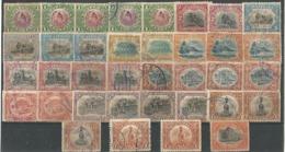 1902 Serie Courante - Guatemala