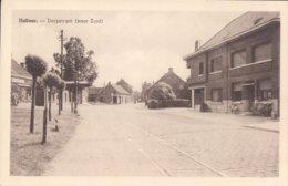 Hallaar Hallaer Dorpstraat (naar Zuid) - Heist-op-den-Berg