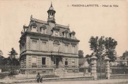 78 Maisons Laffitte Hotel De Ville - Maisons-Laffitte