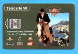 MONACO  Chip Phonecard - Monaco