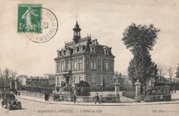 78 Maisons Laffitte Hotel De Ville Vieille Voiture Auto Automobile - Maisons-Laffitte