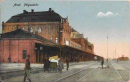 Arad - Palyaudvdr - Hungary