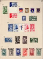 France   1941/43     Oblitérés    0 - Monaco