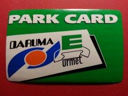 BRESIL PARK CARD GREEN Daruma URMET 10u Telephone Test Inductive BRASIL Mint Unused Neuve (BA1019 - Brazilië