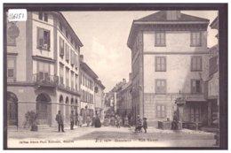 DISTRICT DE GRANDSON - GRANDSON - RUE BASSE - TB - VD Vaud