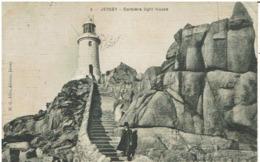 CC - CPA - ROYAUME UNI - JERSEY - Corbiere Light House  - - Jersey