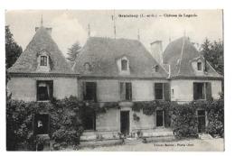 /47/ GRATELOUP  CHATEAU DE LAGARDE - Autres Communes