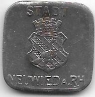 *notgeld  Neuwied 10 Pfennig 1919    Fe  379.3c - [ 2] 1871-1918 : Empire Allemand
