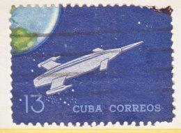 CUBA  879  (o)  SPACE - Cuba