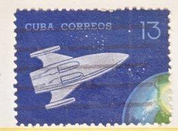 CUBA  882  (o)  SPACE - Cuba