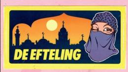 Sticker - De Efteling - Autocollants