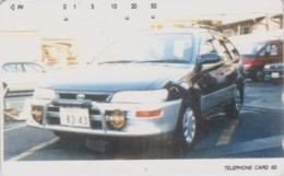 Télécarte Japon / TCP 110-001 - Voiture TOYOTA - CAR Japan Phonecard - Auto Telefonkarte - 3361 - Cars