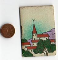 Calendrier De Poche 1946, Village 3,8 X 5,5 Cm - Kalenders