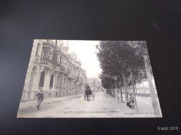 CPA (44) Saint-Nazaire. Le Boulevard De L'Océan. (E2134) - Saint Nazaire