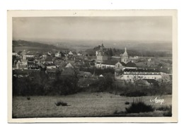 Bénévent - Vue Générale - Prise Du Puy Du Golf - Benevent L'Abbaye