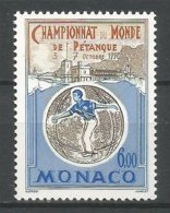 MONACO ANNEE 1990 N° 1742 NEUF** NMH - Monaco