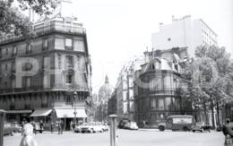 1965 CAMION JOUETS BERNE PARIS FRANCE AMATEUR 35mm ORIGINAL NEGATIVE Not PHOTO No FOTO - Photography