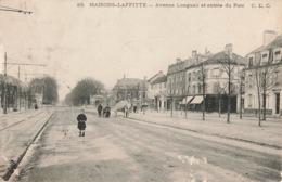 78 Maisons Laffitte Avenue De Longueil Entrée Du Parc - Maisons-Laffitte