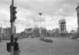 1965 STREET SCENE ESPANA SPAIN ESPAGNE AMATEUR 35mm ORIGINAL NEGATIVE Not PHOTO No FOTO - Photography