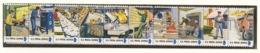 United States 1973 Mi# 1096-05** POSTAL SERVICE - Unused Stamps