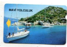 TK 13773 TURKEY - L&G PTT 100 - Barcoded - Turkije
