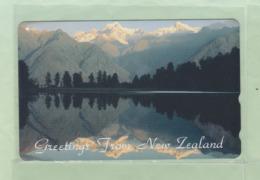 Japan - Sold Only In New Zealand - DFS Souvenirs - 1993 Lake Matheson 50u (1) - Mint - NZ-J-9S - Nieuw-Zeeland
