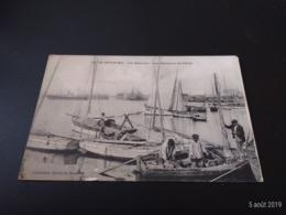 CPA (44) Saint-Nazaire. Les Bateaux De Pêche.      (E2152) - Saint Nazaire