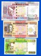 Guinée  6  Billets  Neuf - Guinee