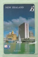 Japan - Sold Only In New Zealand - OK Gift Shop - 1990 Auckland Waterfront 50u (1) - Mint - NZ-J-5A - Nieuw-Zeeland